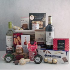 Hampers and Gifts to the UK - Send the Festive Temptations Christmas Hamper