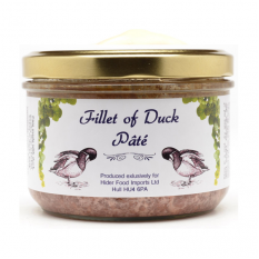 Hampers and Gifts to the UK - Send the Fillet of Duck Pate - 180g