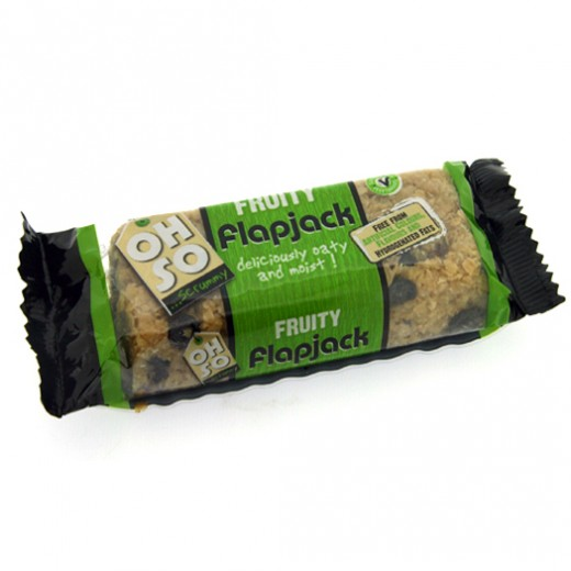 Hampers and Gifts to the UK - Send the Oh So Scrummy Flapjack