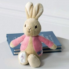 Hampers and Gifts to the UK - Send the My First Flopsy Rabbit