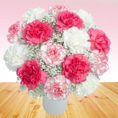 Hampers and Gifts to the UK - Send the Candy Carnations