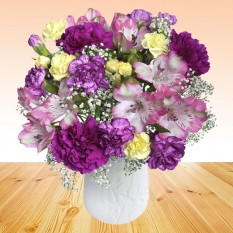 Hampers and Gifts to the UK - Send the Thinking of You Bouquet