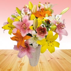 Hampers and Gifts to the UK - Send the Luxury Lilies