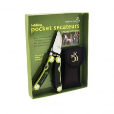 Hampers and Gifts to the UK - Send the Folding Pocket Secateurs for Him