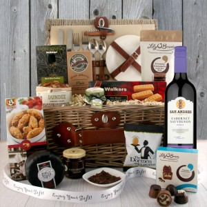 Hampers and Gifts to the UK - Send the Food and Drink