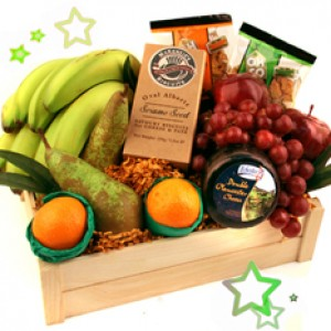 Hampers and Gifts to the UK - Send the Fruit Baskets