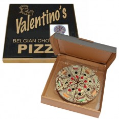 Hampers and Gifts to the UK - Send the Chocolate Pizza - Valentinos Fruity