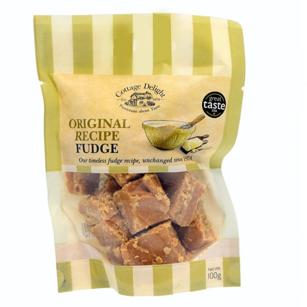 Hampers and Gifts to the UK - Send the Cottage Delight Fudge