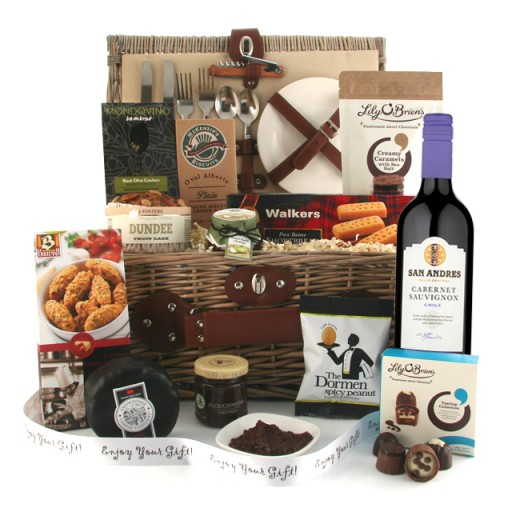 Hampers and Gifts to the UK - Send the Picnic Hamper - Galloping Gourmet