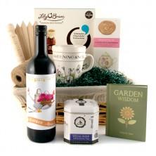 Garden Angel Luxury Gift Basket