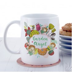 Hampers and Gifts to the UK - Send the Garden Angel Mug