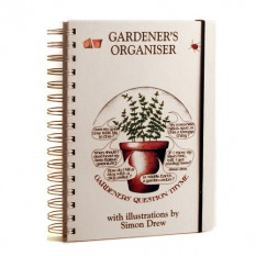 Hampers and Gifts to the UK - Send the Gardener's Organiser