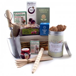 Hampers and Gifts to the UK - Send the Gardening Gifts for Women