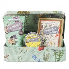 Hampers and Gifts to the UK - Send the Gardener's Hedgerow SOS Tin