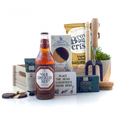 Hampers and Gifts to the UK - Send the Head Gardener's Luxury Hamper