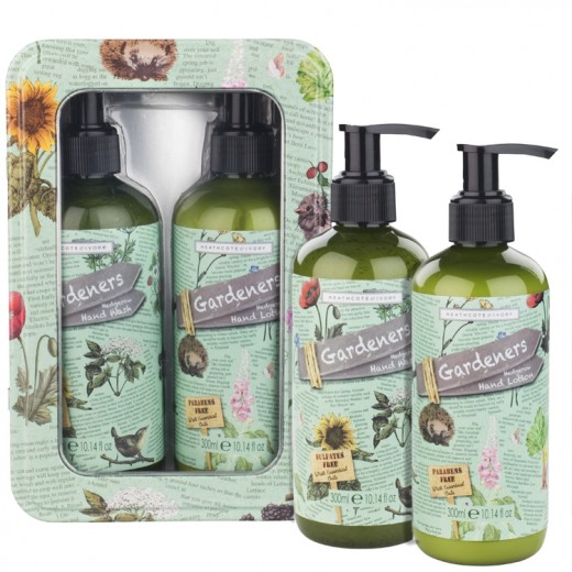Hampers and Gifts to the UK - Send the Gardeners Hedgerow Hand Care Gift Set