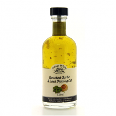 Hampers and Gifts to the UK - Send the Roasted Garlic and Basil Dipping Oil