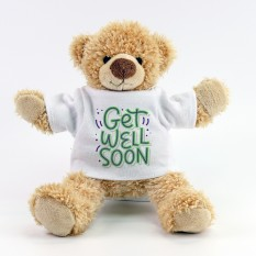 Hampers and Gifts to the UK - Send the Get Well Soon Bear