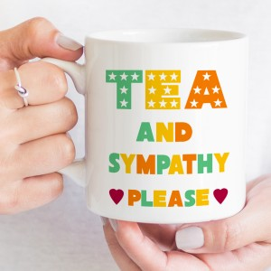 Hampers and Gifts to the UK - Send the Get Well Soon Mugs