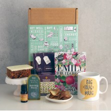 Relaxatherapy Tea and Cake Hamper