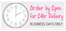 Order by 2pm