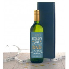 Hampers and Gifts to the UK - Send the Father's Day Wine Gift