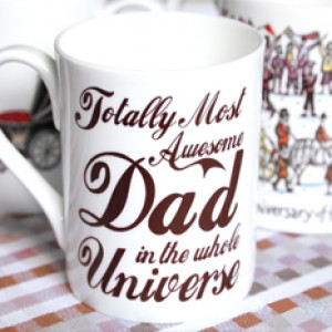 Hampers and Gifts to the UK - Send the China Gift Mugs