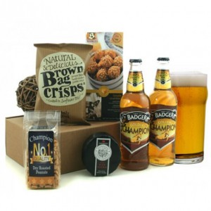 Hampers and Gifts to the UK - Send the Gifts For Him