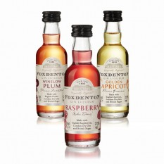 Hampers and Gifts to the UK - Send the Foxdenton Trio of Gin Liqueurs