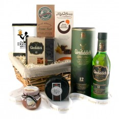 Hampers and Gifts to the UK - Send the Glenfiddich Whisky Hamper