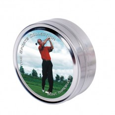 Hampers and Gifts to the UK - Send the Golfer's Mint Imperials Sweet Tin