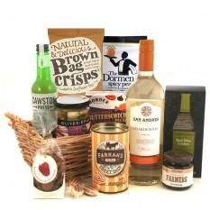 Hampers and Gifts to the UK - Send the Gourmet Bliss Gift Basket