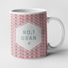 Hampers and Gifts to the UK - Send the No 1 Gran Mug