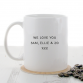 Hampers and Gifts to the UK - Send the Behind Great Kids Is A Great Dad Mug