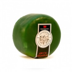 Hampers and Gifts to the UK - Send the Green Thunder Waxed Cheese - 200g