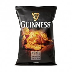 Hampers and Gifts to the UK - Send the Guinness Hand Cooked Potato Chips