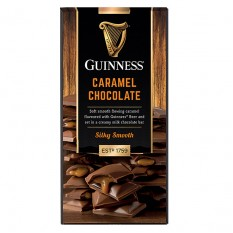 Hampers and Gifts to the UK - Send the Guinness Caramel Chocolate Bar