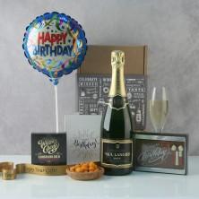 Birthday Champagne Celebration