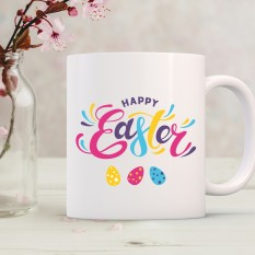 Hampers and Gifts to the UK - Send the Happy Easter Mug