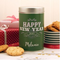 Hampers and Gifts to the UK - Send the Christmas Cookies Happy New Year