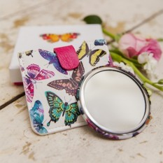 Hampers and Gifts to the UK - Send the Harlequin Compact Mirror