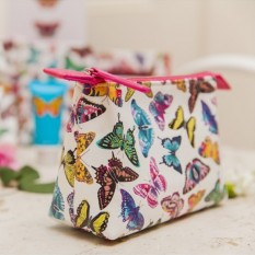 Hampers and Gifts to the UK - Send the Harlequin Cosmetic Bag