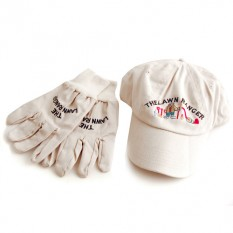 Hampers and Gifts to the UK - Send the The Lawn Ranger Hat and Gloves Set
