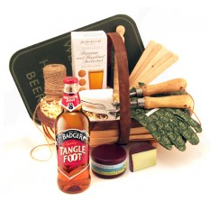Hampers and Gifts to the UK - Send the Have A Beer Garden Trug for Him