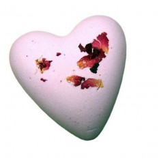 Hampers and Gifts to the UK - Send the Bath Blaster Heart Shape