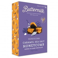 Hampers and Gifts to the UK - Send the Buttermilk Caramel Sea Salt Honeycomb