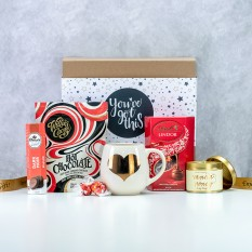 Hampers and Gifts to the UK - Send the You've Got This - Cosy Hot Chocolate