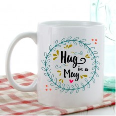 Hampers and Gifts to the UK - Send the Hug In A Mug Coffee Mug