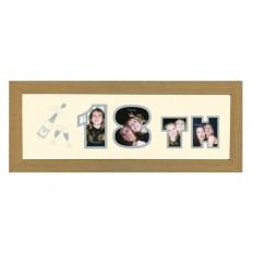 Photos In A Word - 18th Birthday Frame