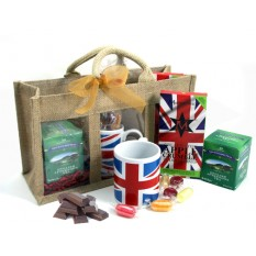 Hampers and Gifts to the UK - Send the The Great British Afternoon Tea